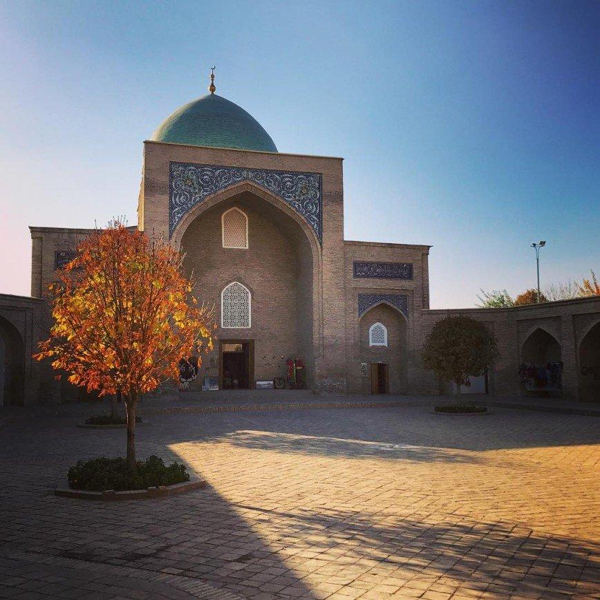 Где попробовать настоящий плов и что посмотреть в Ташкенте