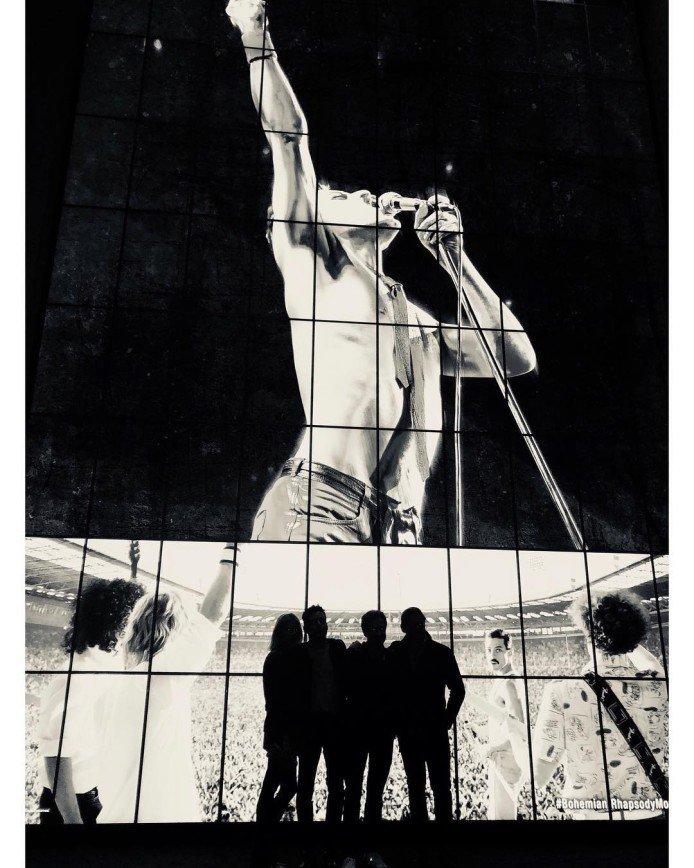 """""""Это перевернуло мой мир"""" - актриса Люси Бойнтон о съемках в """"Богемской рапсодии"""""""