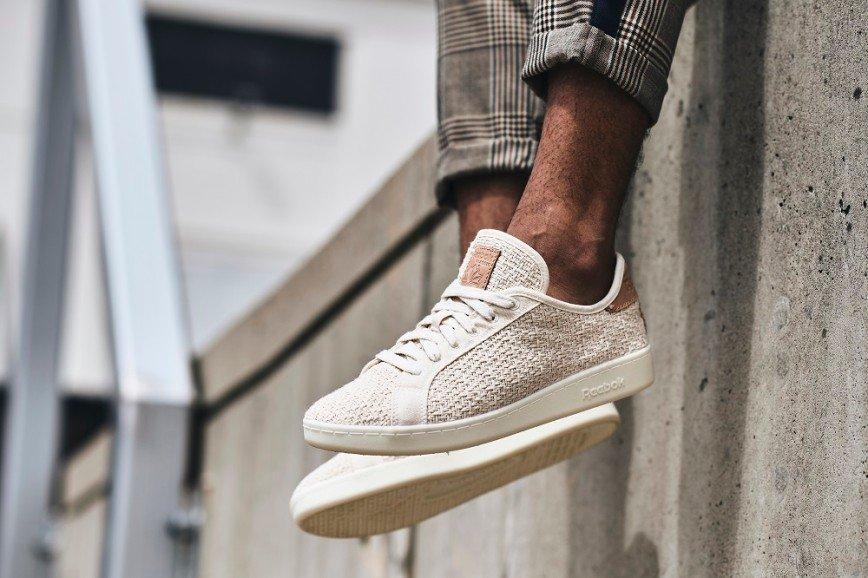 Кроссовки из кукурузы и клещевины – органическая революция в мире спортивной обуви