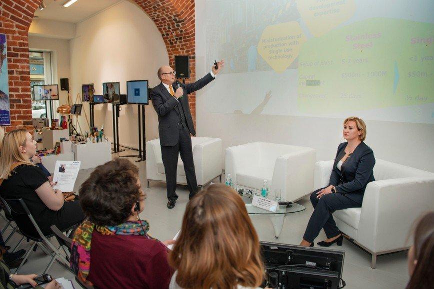 350 лет развития высоких технологий: компания Мерк подвела итоги 2018 в России