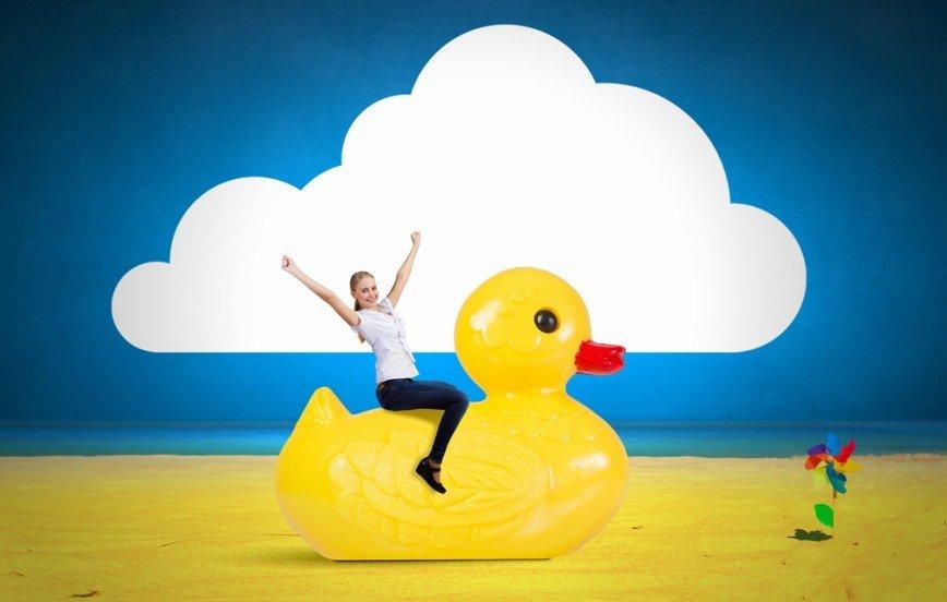 Это не шутка - победителем станет утка: в парке Красная Пресня состоится «Утиный заплыв»