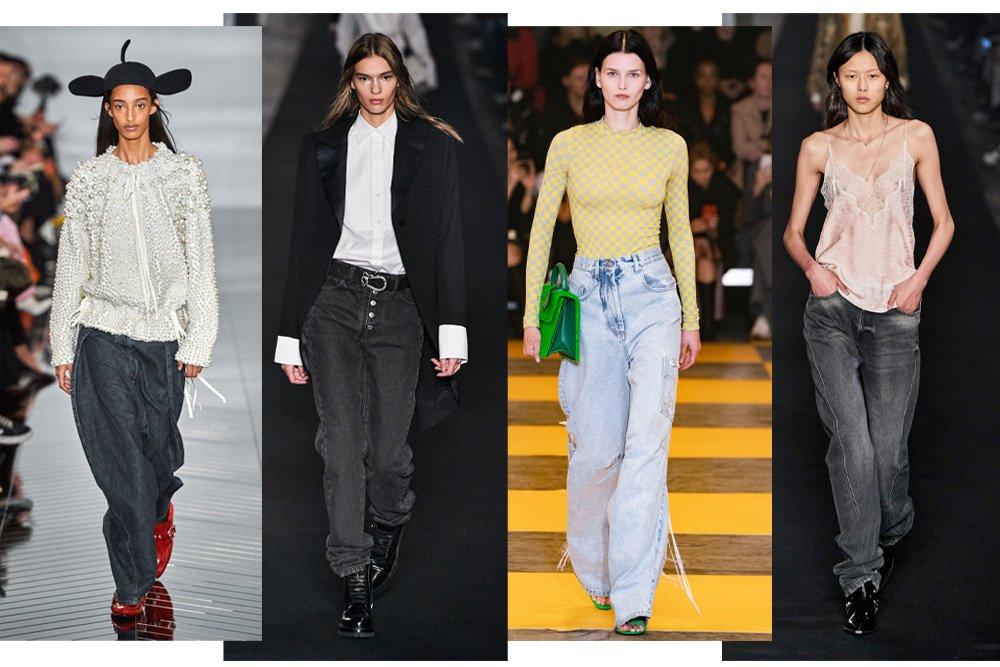 Какие джинсы будут актуальны осенью и зимой, где их покупать и почём?