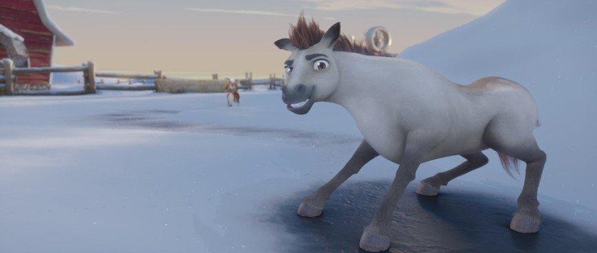 Большую мечту маленькой лошадки озвучит Александр Олешко