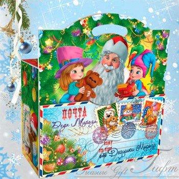 Письмо Деда Мороза, 450 гр., 210 р.