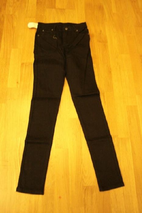 Безымянные джинсы редкого размера - 25/34. 2 шт. ПОТ 33 ПОБ 39 внешний шов с поясом - 106 Новые,100 руб.