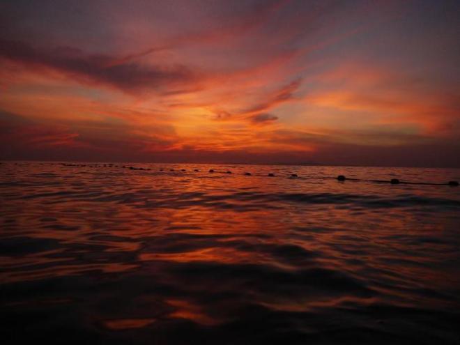 Автор: ЭдвардомАнка, Фотозал: Туристические зарисовки, закаты всегда очень красивые