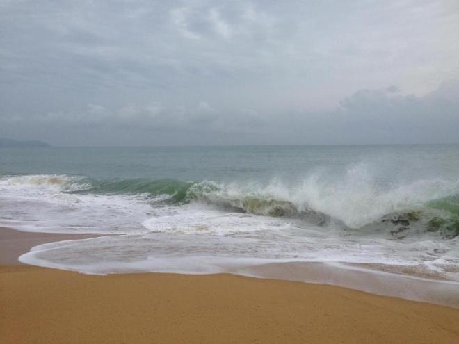 Автор: ЭдвардомАнка, Фотозал: Туристические зарисовки, Май као пляж