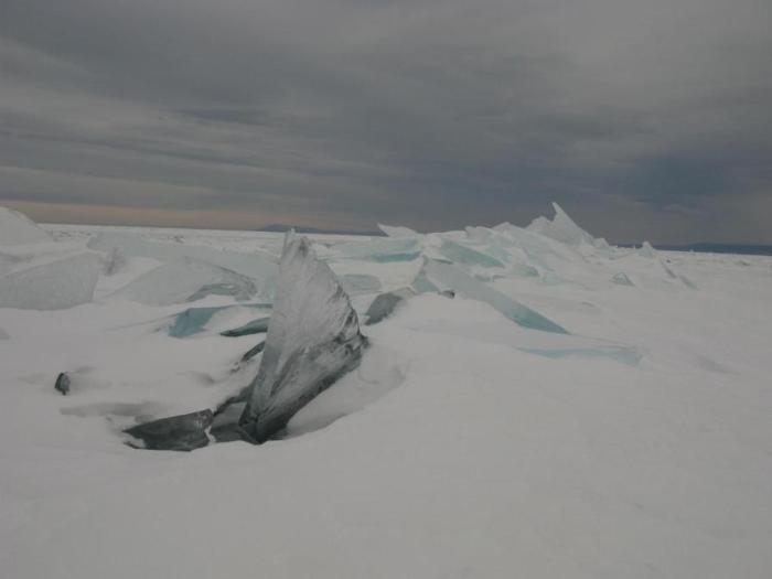 Весна во льдах