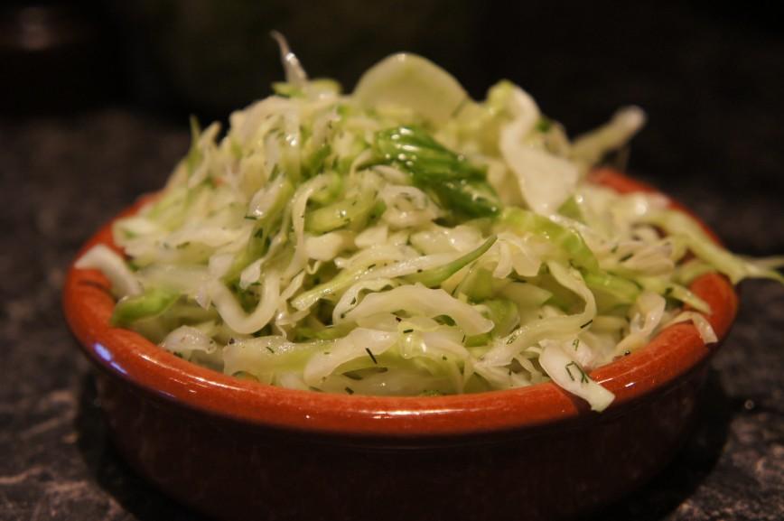 Молодая капуста - вкусно и полезно, особенно в сезон