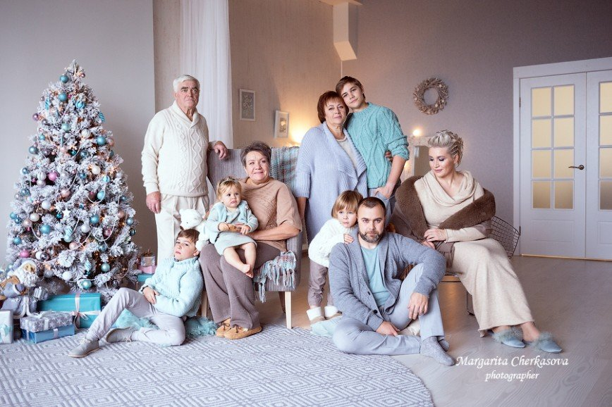 Автор: Жемчужин@, Фотозал: Моя семья,