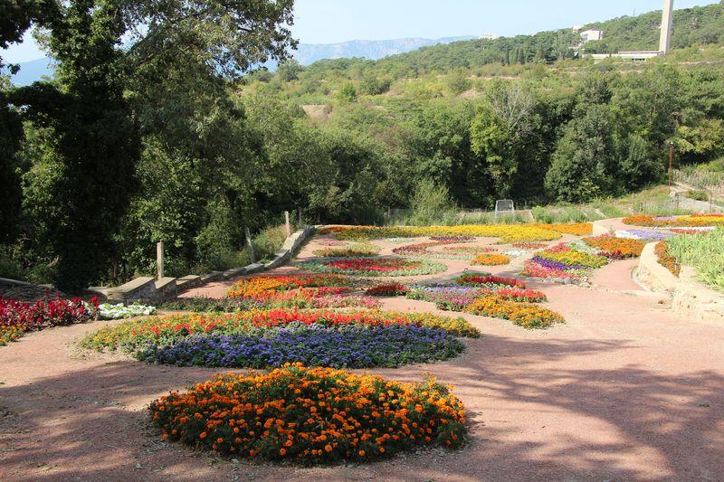 Мой Крым. Часть 5 - Никитский Ботанический сад