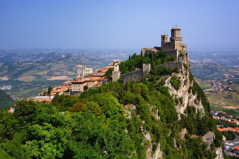 Автор: Gimmy, Фотозал: Туристические зарисовки, San Marino. 2012