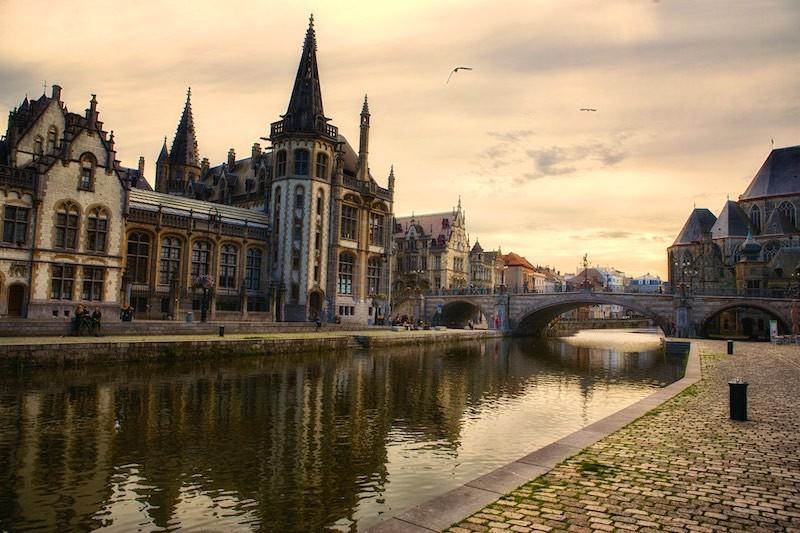 Автор: Gimmy, Фотозал: Туристические зарисовки, Гент. Бельгия. 2012