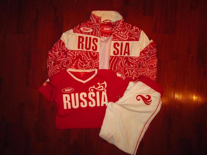 Спортивный костюм BOSСO + футболка,140-146, 2500р.