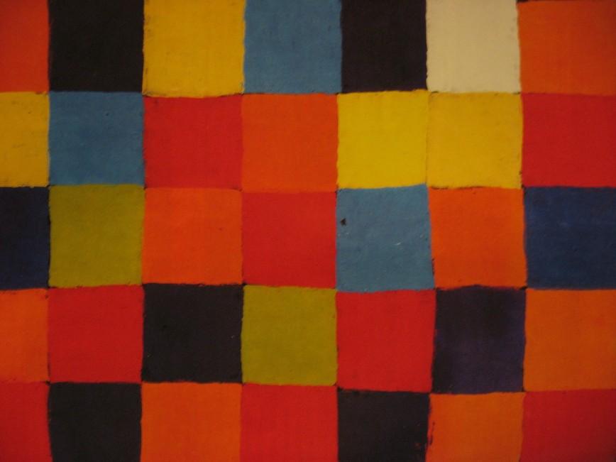 Farbtafel, 1930 by Paul Klee Classic Prints.
