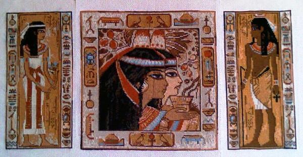 Вышивка египет от риолис