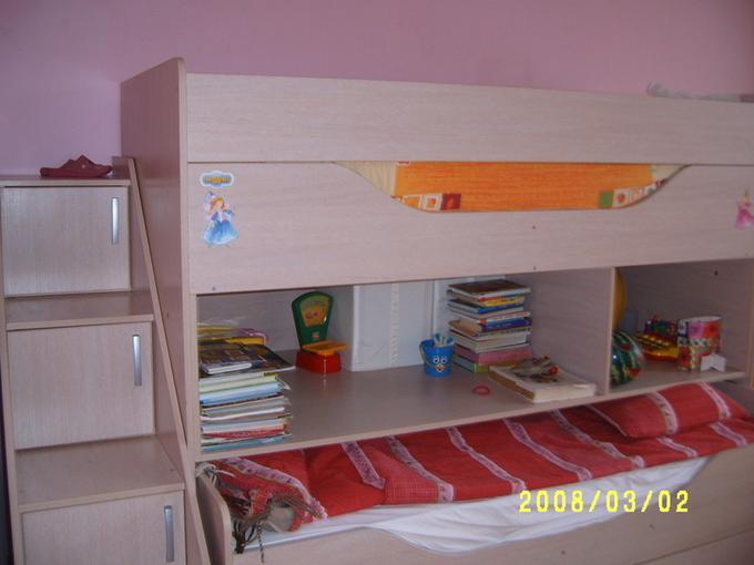 Кровать наша :)