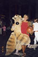 Иришка и Маришка (18.04.2004)