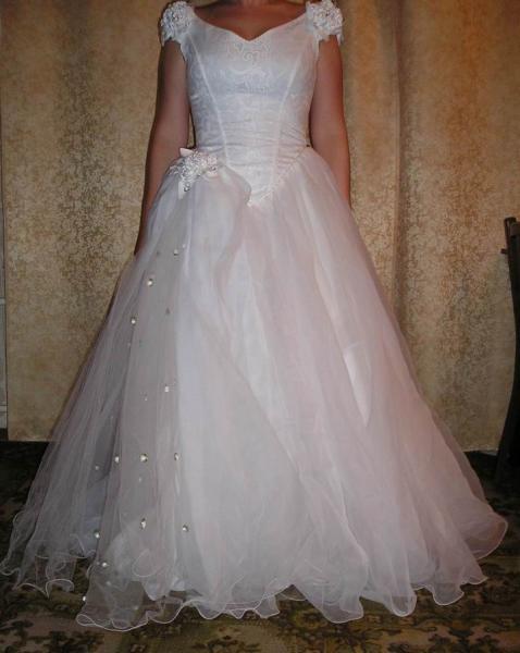 Фото свадебных платьев 2002