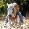 Мое фото Девочка на лошади