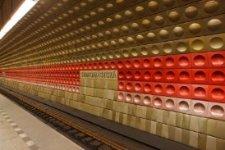 Самые красивые европейские станции метро