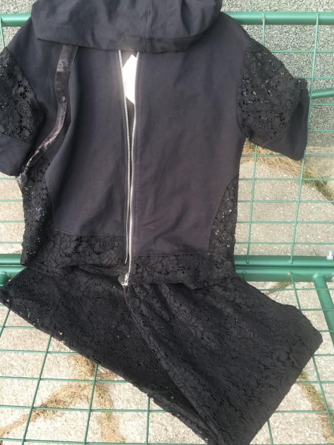 Штаны прозрачные, вверх шортиками, на 42-44 16000р