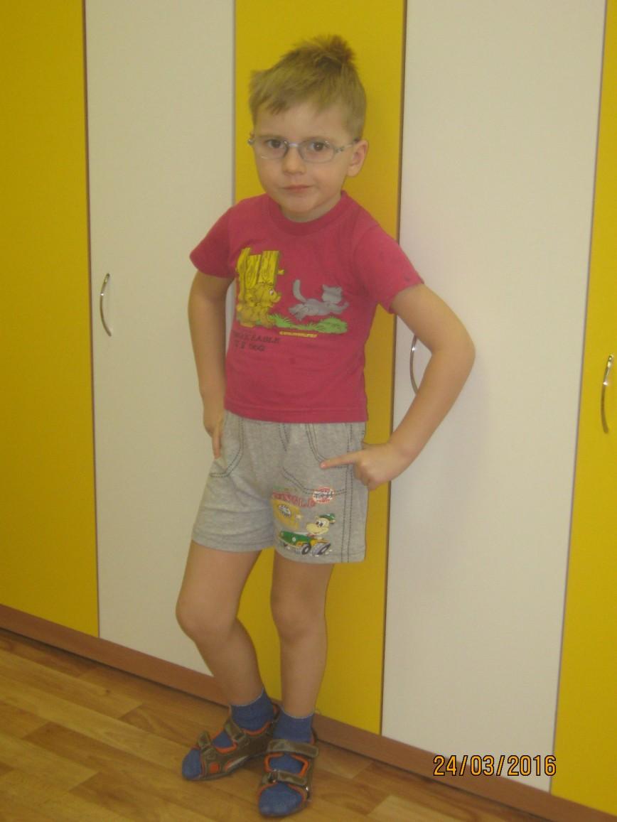 4х-летний бандит.