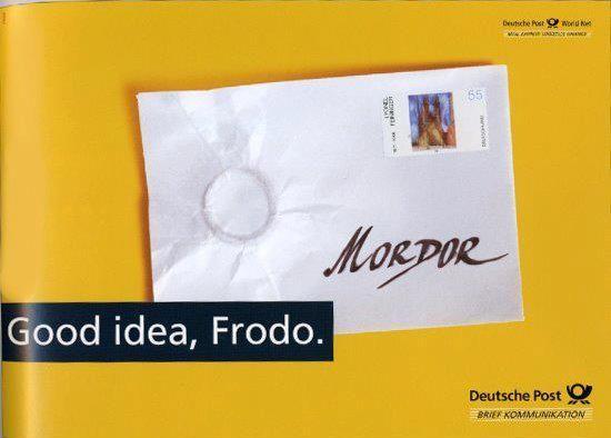 Вам письмо! Сегодня — День российской почты