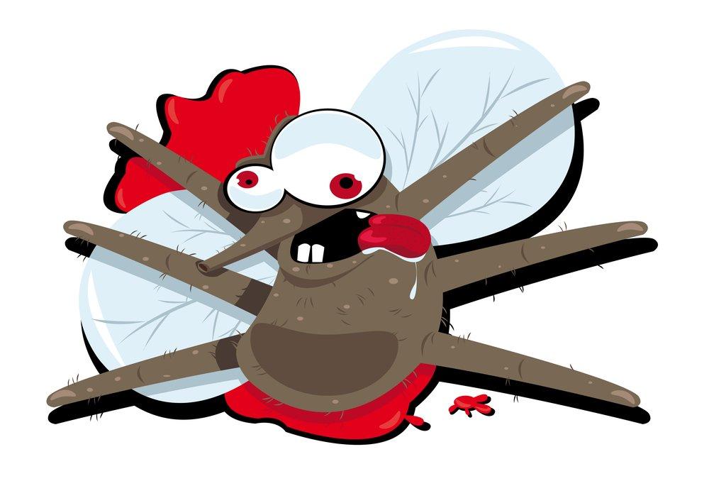 Почему комары кусают именно меня? (И как это исправить?)