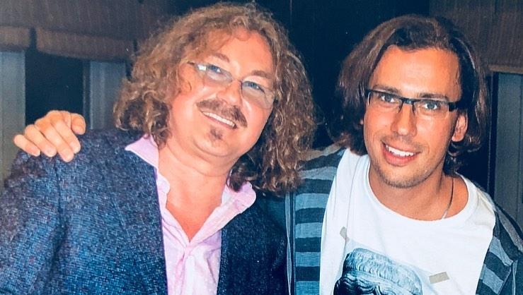 С днем рождения, гений! Близкие и семья поздравляют Максима Галкина с 44-летием