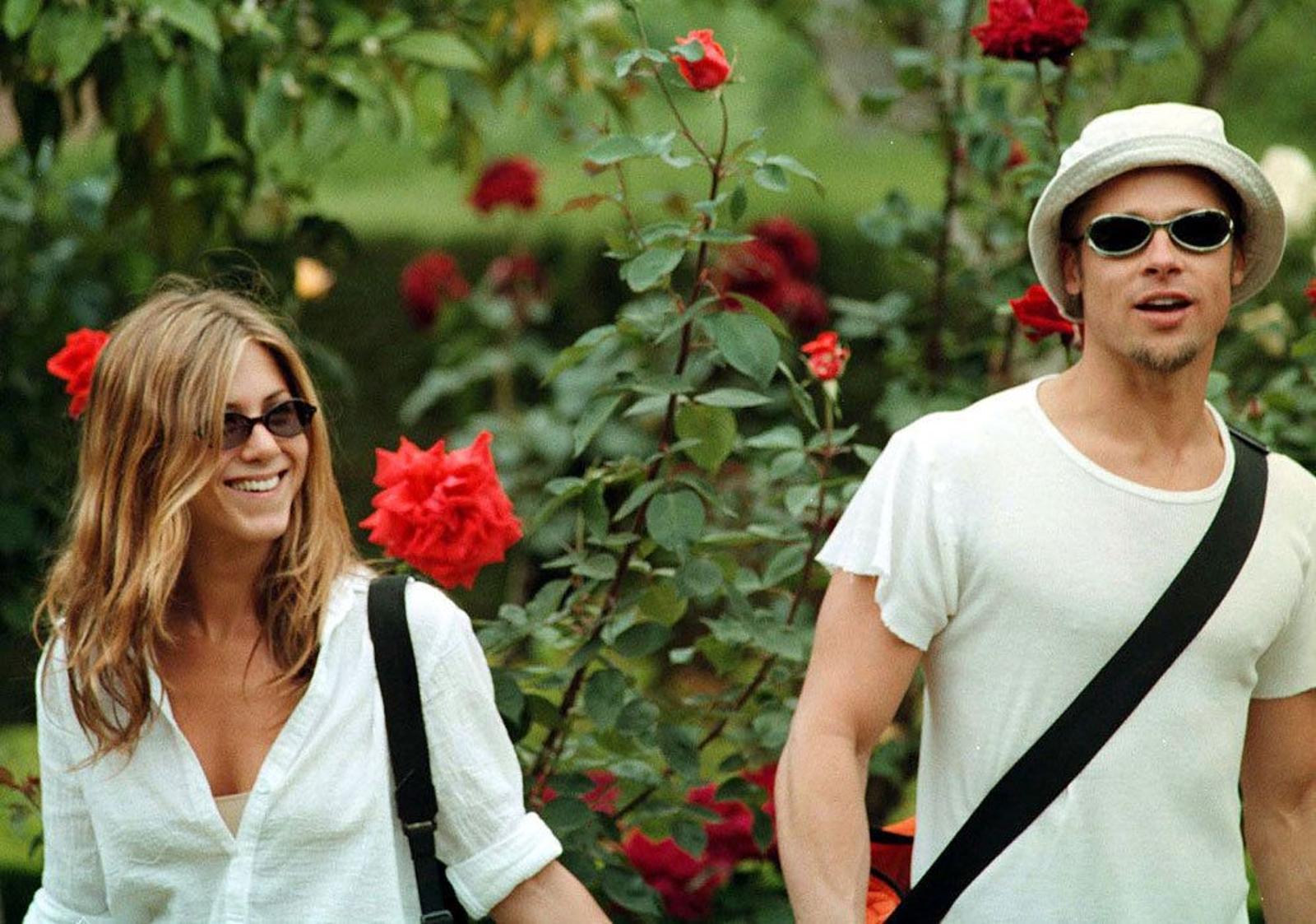 Никакой Джоли! Дженнифер Энистон и Брэд Питт договорились не вспоминать бывшую жену актера