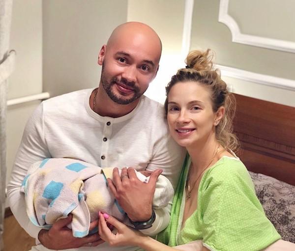 Копия папы! Ведущий «Дома-2» Андрей Черкасов впервые стал отцом