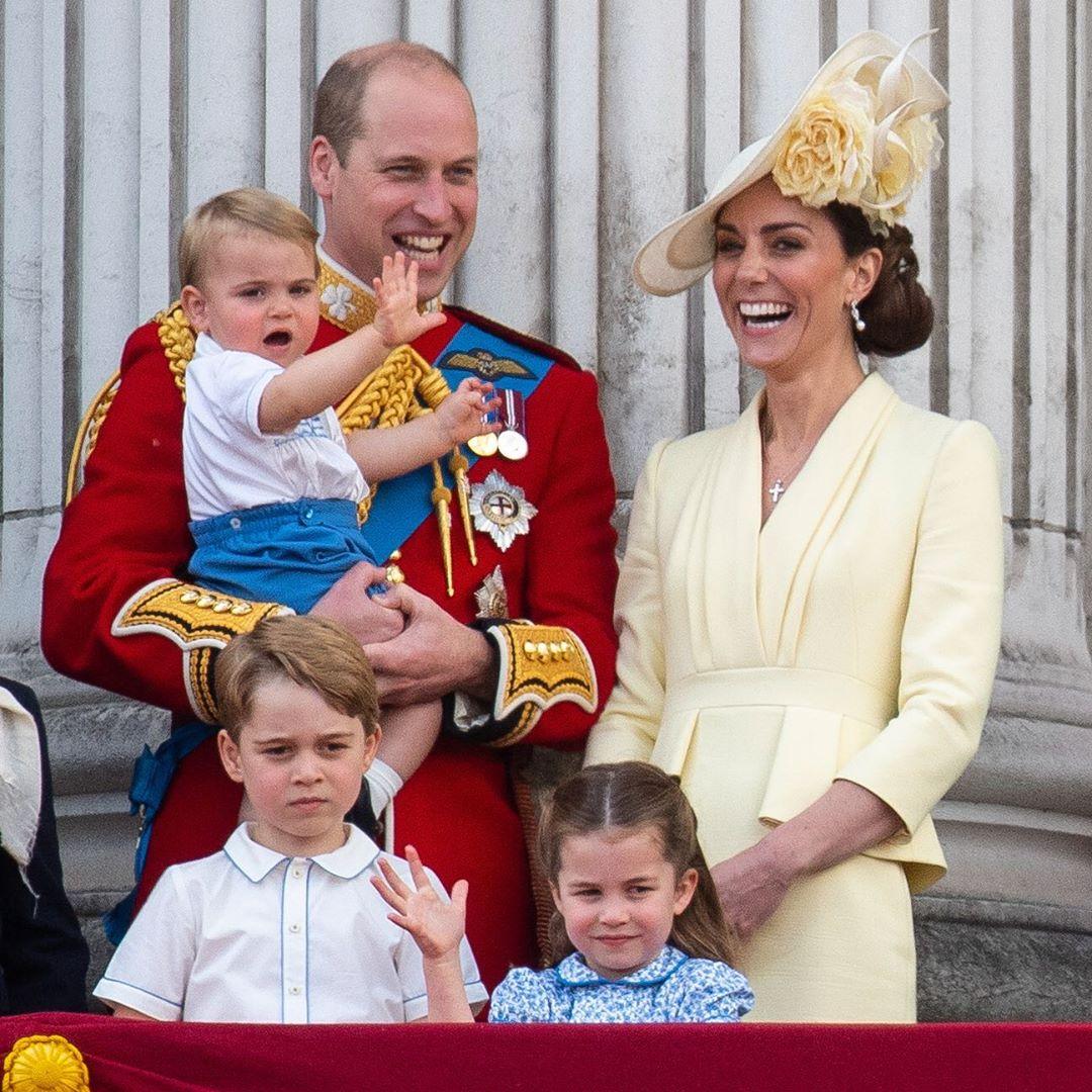 Лучший болельщик: сын принца Уильяма и Кейт Миддлтон очаровал реакцией на футбольном матче