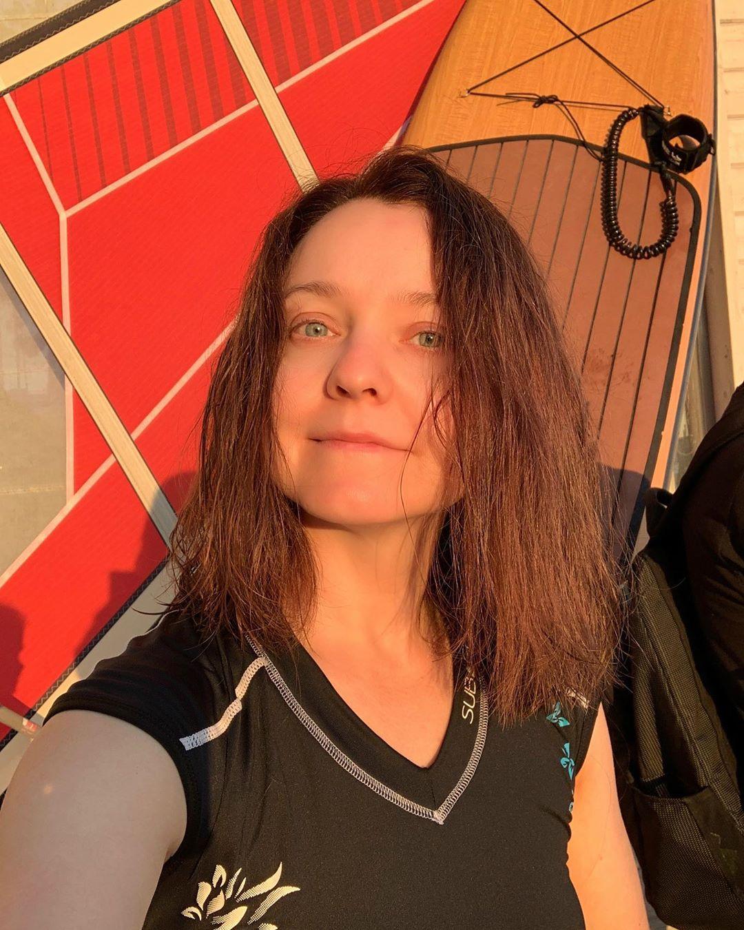 Потри Рыжего: Валентина Рубцова показала, как каждый может потрогать Андрея Григорьева-Апполонова