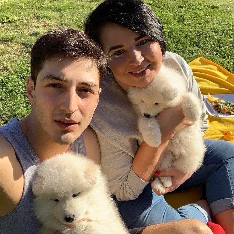 Черный день: Саша Черно и Иосиф Оганесян подают на развод