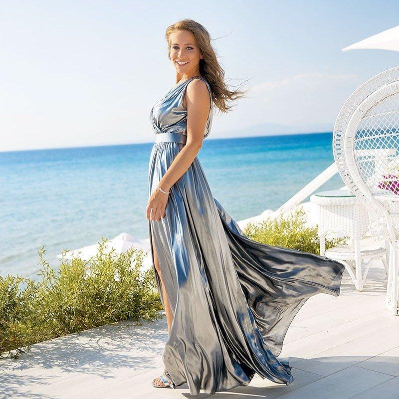 Скоро... Юлия Барановская выбирает настоящее свадебное платье