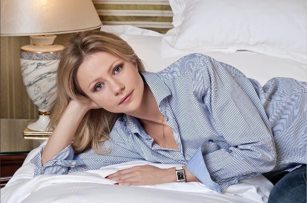 Друг Марии Мироновой подтвердил, что она замужем за актером на 19 лет моложе нее