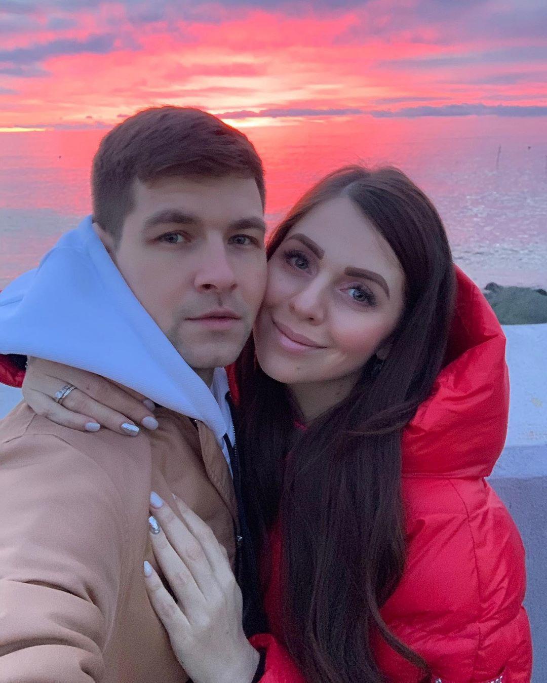 Полиция на телестройке: муж Ольги Рапунцель написал заявление об избиении