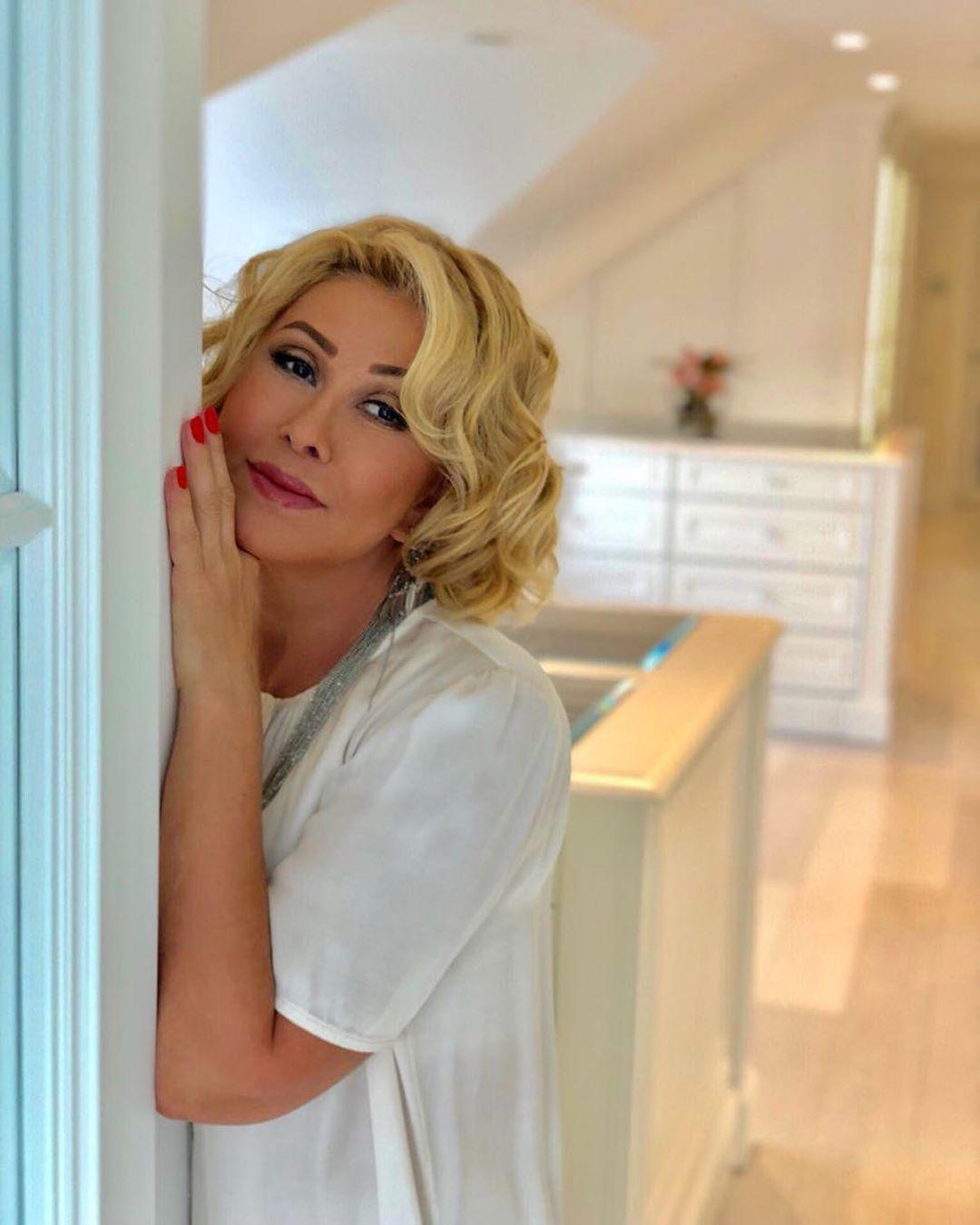 Любовь Успенская намерена отсудить полмиллиона долларов у телеканала НТВ
