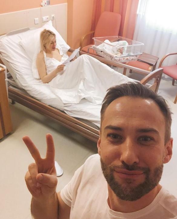 Дмитрий Шепелев потратил полмиллиона на роды возлюбленной