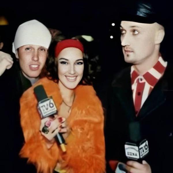 Чудили страшно! Лера Кудрявцева показала, как выглядели Верник и Куценко 24 года назад