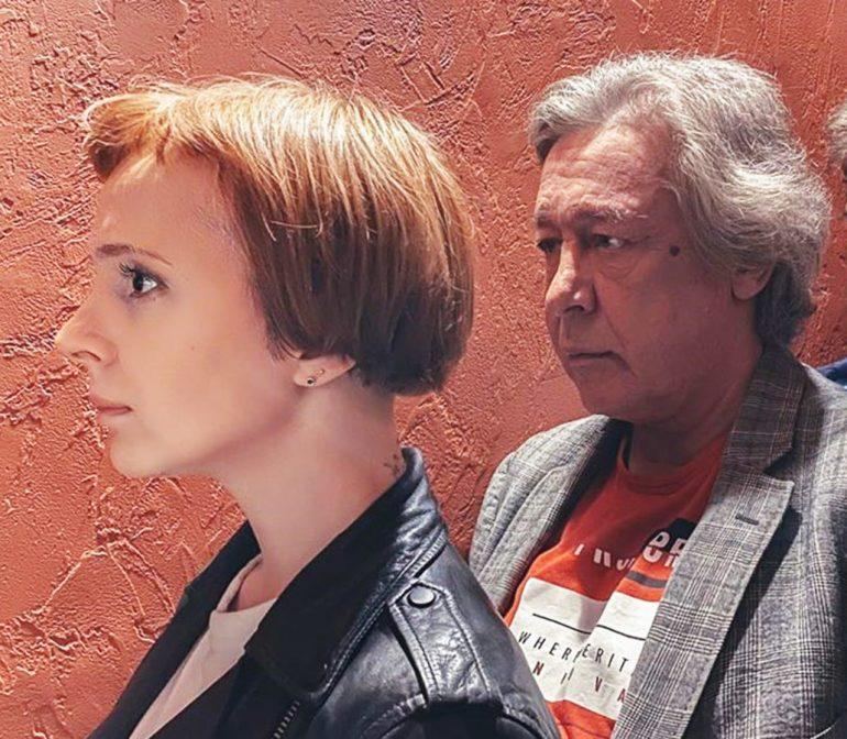 Жена Михаила Ефремова решила развестись с актером