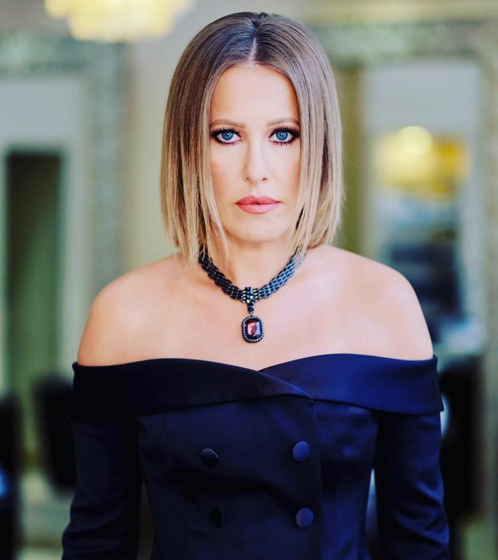 Ксения Собчак довела до слез Любовь Успенскую на шоу «Док Ток»