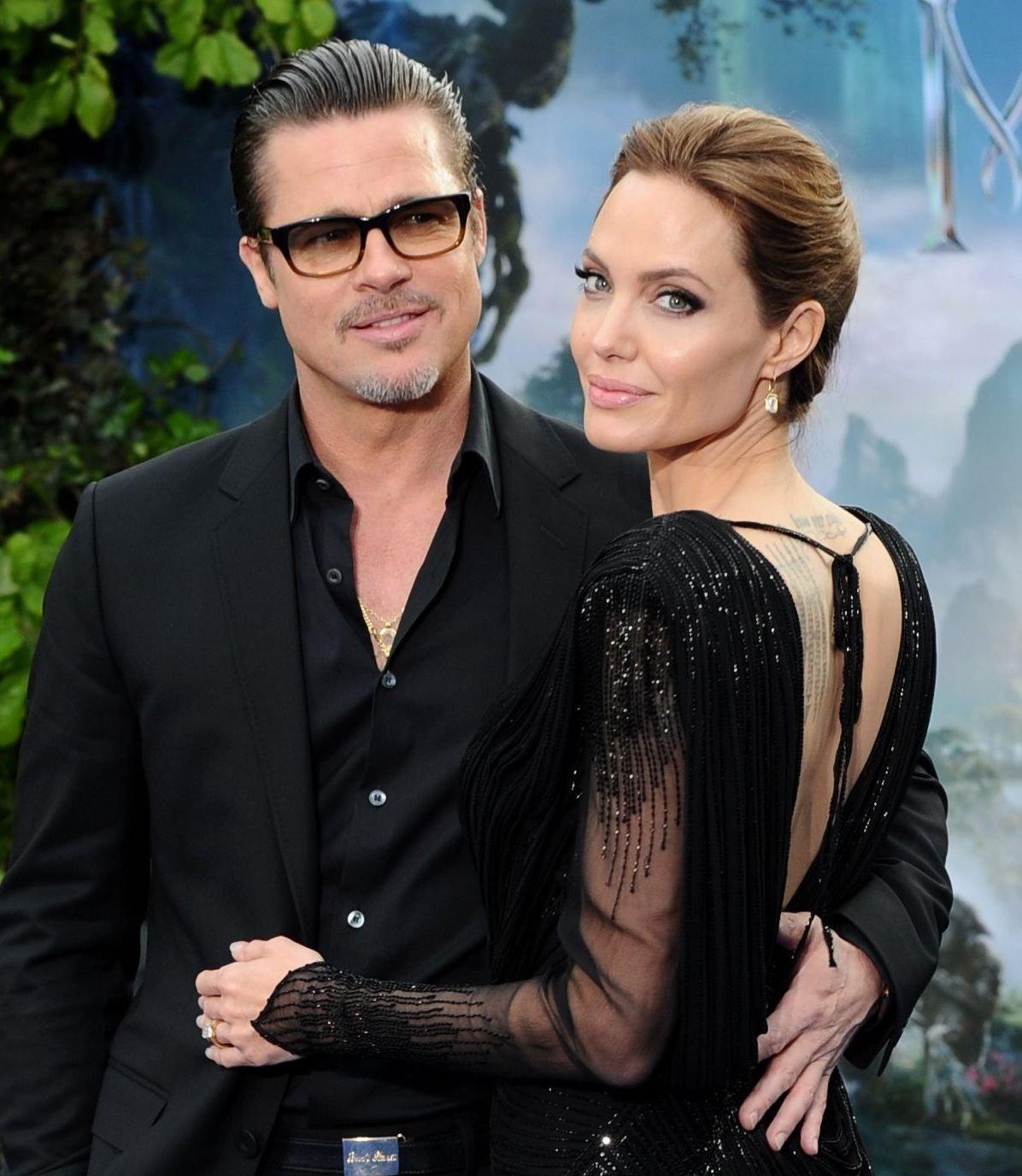 Анджелина Джоли заявила, что Брэд Питт испортил ей жизнь