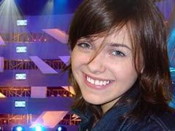 Елена Темникова во время проекта «Фабрика звезд»