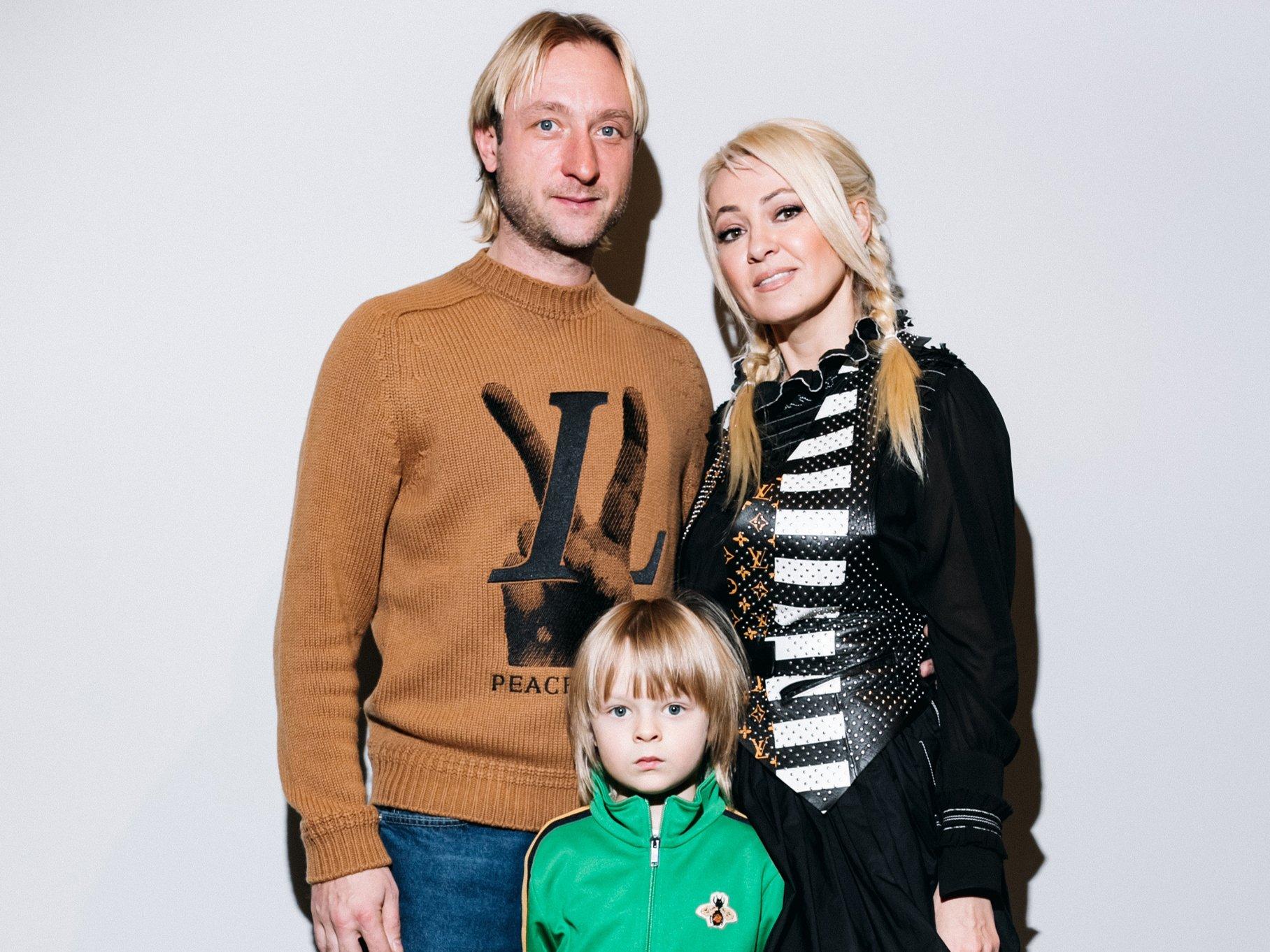 Личная жизнь Евгения Плющенко