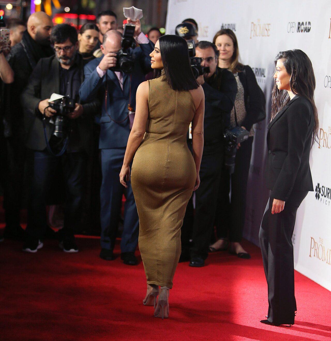 Ким Кардашьян в кино