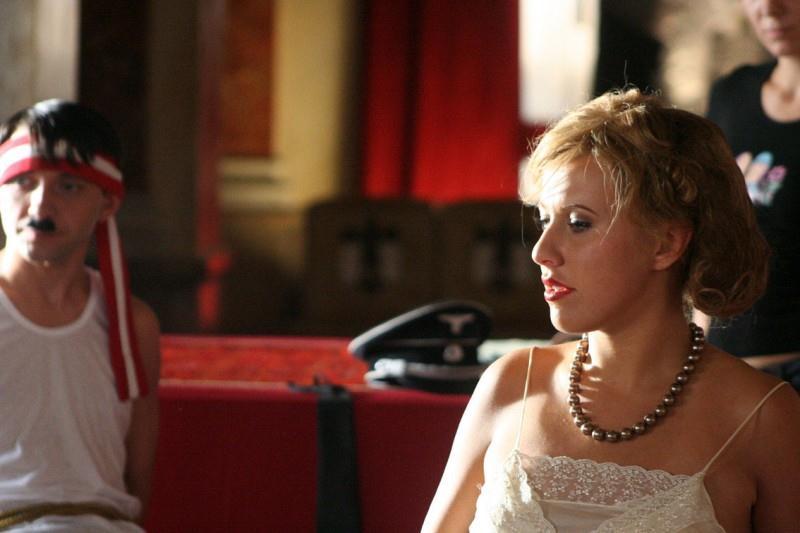 Ксения Собчак в кино