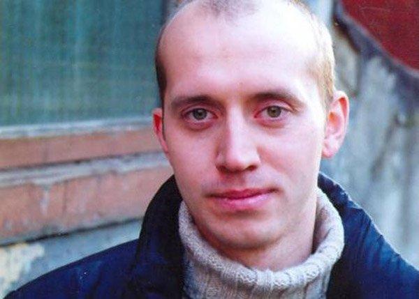 Молодой Сергей Бурунов