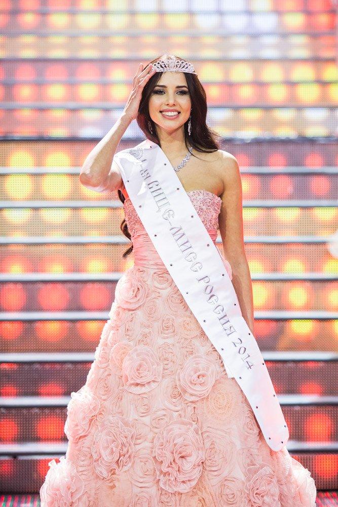Анастасия Решетова на конкурсе